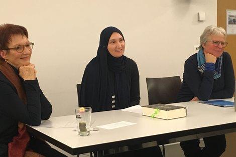 Frauenbilder in Islam und Christentum