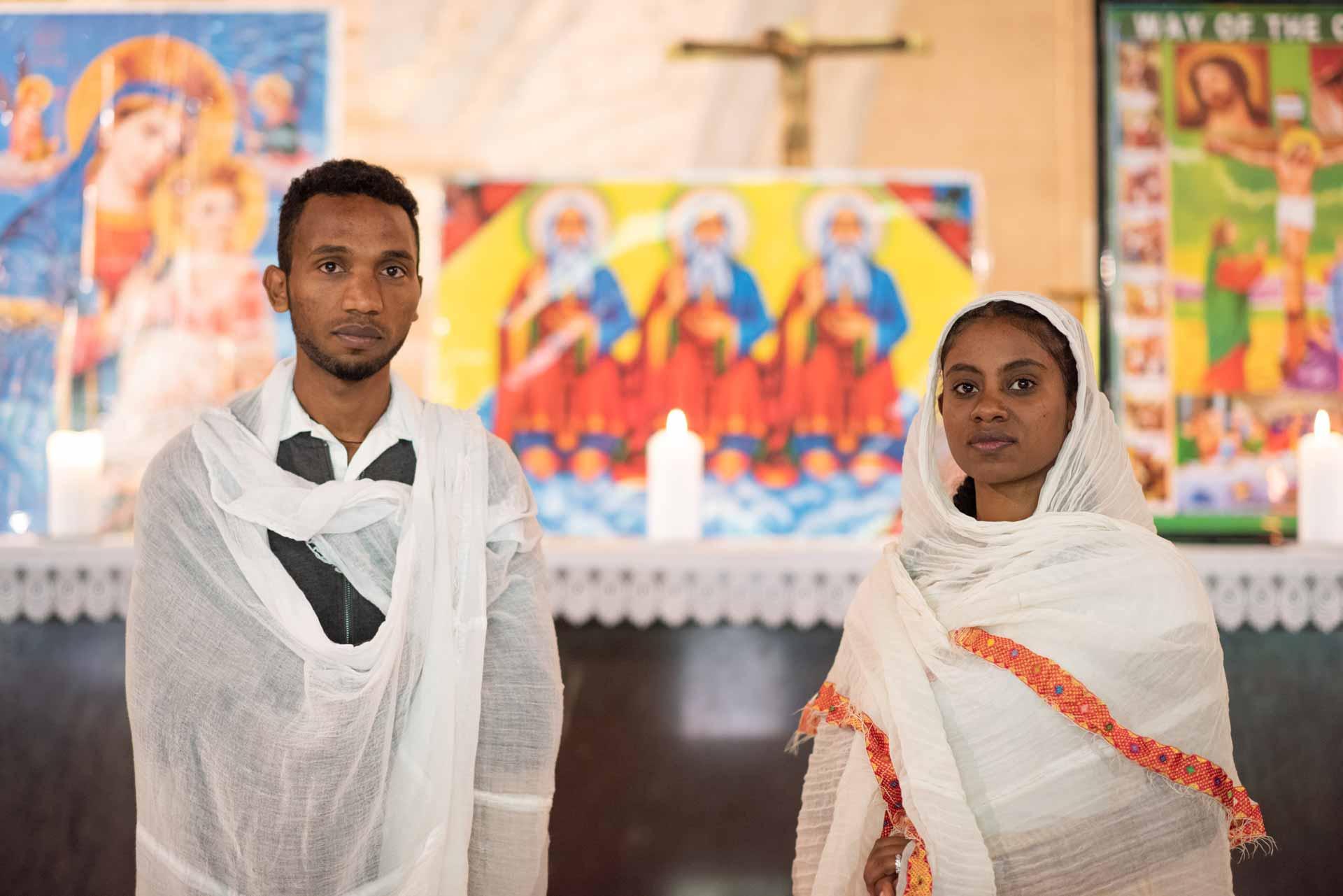 Religion und Integration: Die Gemeinschaft hilft, Fuss zu fassen